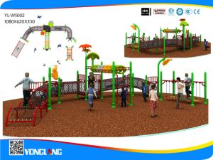 Playground Equipment with Rope Net Series for Children (YL-WS002) pictures & photos