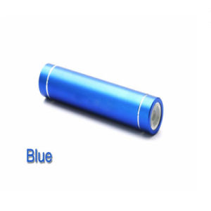 Portable 2600mAh Mobile Phone Power Bank with Torchlight pictures & photos