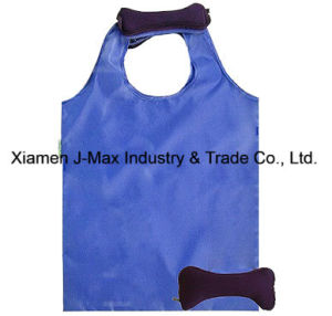 Foldable Shopping Bag, Food Bone Style, Reusable, Promotion, Tote Bags, Grocery Bags, Gifts, Lightweight, Accessories & Decoration pictures & photos