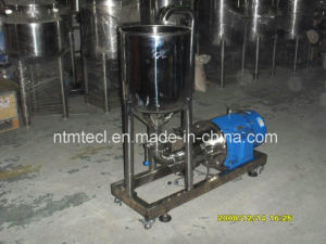 in-Line High Shear Emulsification Homogenizer pictures & photos