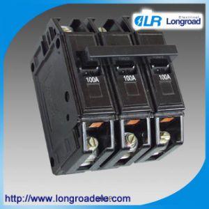 Bakelite Case Electromagnetic Miniature Low Voltage Air Circuit Breaker pictures & photos