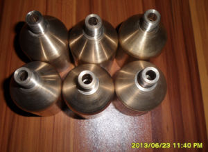 Copper/Brass CNC Machining Customized Prototype Products pictures & photos
