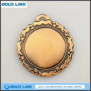 Zinc Alloy Casting Blank Medal Custom Bronze Gold Medals Metal Coin pictures & photos