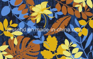 Polyester Printing Designs Floor Carpet with Latex Backing pictures & photos