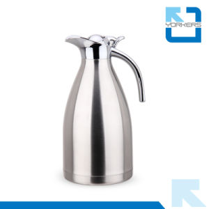Wholesale 304 Stainless Steel Vacuum Coffee Pot and Water Kettle pictures & photos