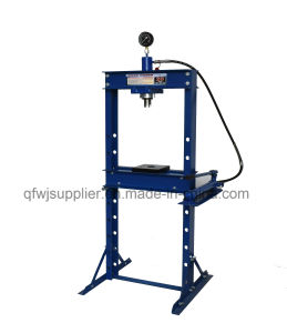 20t Hydraulic Press with Gauge pictures & photos