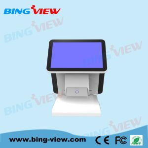 """15""""True Flat Resistive Point of Sales/POS Touch Screen Monitor with USB/RS232 pictures & photos"""