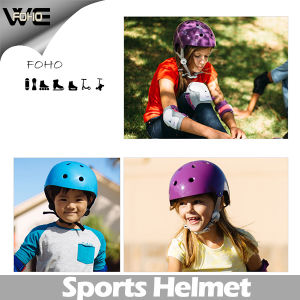 Outdoor Sports Skating Safety Bicycle Helmet for Kids pictures & photos