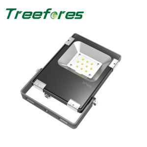 Slim LED Floodlight 10W pictures & photos