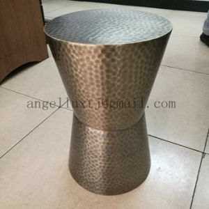 New Arrival Modern Design Stainless Steel Company Reception Large Desk Custom Building Mall Service Table Club Checkout Counter pictures & photos