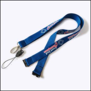 Factory Direct Cheap Custom Logo Neck Lanyard  Strap for Convention pictures & photos