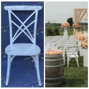 2017 New Style China White Staking Louis Xiv Chair for Event and Party (YC-D85) pictures & photos