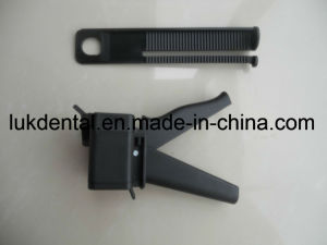 50ml 4: 1/10: 1 China Dental Applicator Dispenser Gun Supply for Temporary Crown pictures & photos