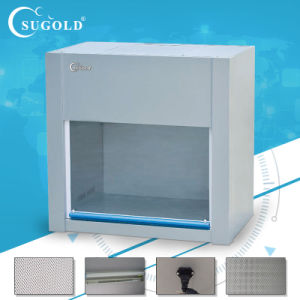 Sugold Ce Certificated Table Laminar Horizontal Flow Cabinet pictures & photos