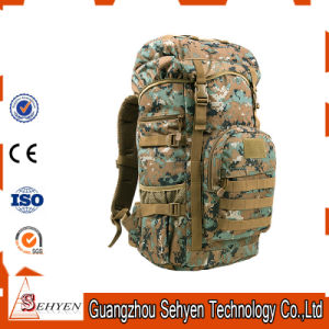 Tactical Nylon Double Shoulder Bag Outdoor Riding Cycling Backpack pictures & photos