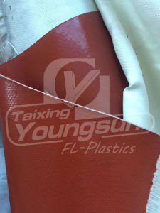 Insulation Silicone Coated Glass Fabric pictures & photos
