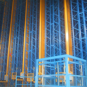 Automatic High Rise Pallet Racking with Stacker Cranes pictures & photos