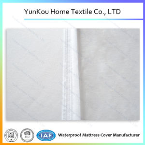 Classic Waterproof Single Jersey Knitting Mattress Encasement Bonded with TPU pictures & photos