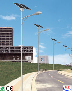 Low Cost Housing Ce CCC Certification Approved Aluminium Solar Street Light