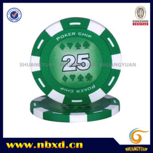 11.5g Poker Chip with Sticker (SY-D22) pictures & photos