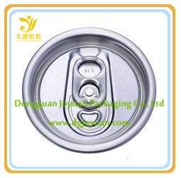 Hot Sell Sot 200# Beverage Lid Aluminum Easy Open End Eoe pictures & photos