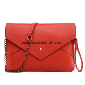 Women Party Bag Envelope Evening Bag PU Clutch Purse Bag pictures & photos