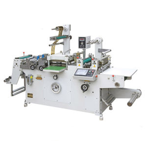 Mq-320p Computer Control Platen Die Cutting Machine High Quality pictures & photos