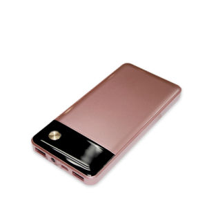 Portable Slim Quick Charge 3.0 Power Bank Mobile Power for Smart Phones pictures & photos