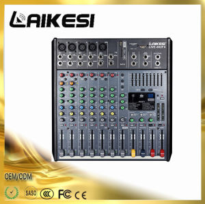 Live802fx 8channels Audio Mixer Console with USB pictures & photos
