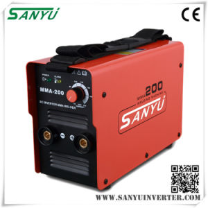 2016 Sanyu MMA-200 Welding Machines pictures & photos