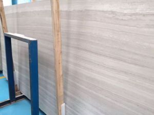 Wooden Marble Slab, Grey Wooden Marble Slab, Marble Slab pictures & photos