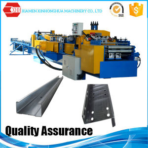 China High Quality C Z Purlin Interchangeable Roll Forming Machine pictures & photos