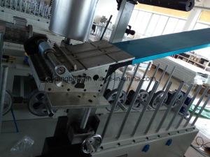 China EVA Laminating Moulding Line Decorative Woodworking Machine Factory pictures & photos