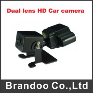 Dual Lens Car Camera, Special Designned for Taxi, Truck, Mini Bus, Private Car Used. pictures & photos