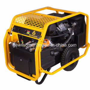 Small Portable Hydraulic Power Station for Emergency Breaker pictures & photos