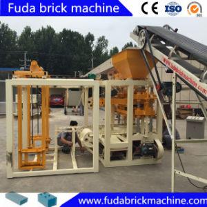 Professional Qt4-24b Compressed Concrete Brick Block Machine pictures & photos