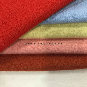 Check Jacquard Wool Fabric Ready Greige pictures & photos