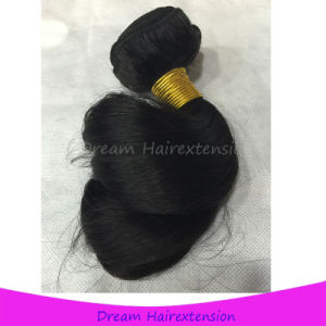 Cheap Brazilian Virgin Hair Loose Wave Natural Unprocessed Human Hair pictures & photos
