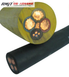 Flame Retardant Rubber Sheathed Mining Cable pictures & photos