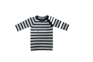 100% Polyester Velvet Knitted Apparel Baby Wear pictures & photos