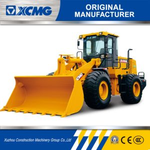 XCMG Official Manufacturter 5 Ton Wheel Loader for Sale pictures & photos