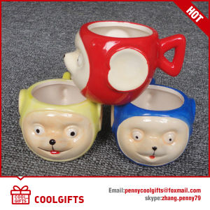Newest Tinker Bell Shape Custom Ceramic Coffee Mug (CG214) pictures & photos