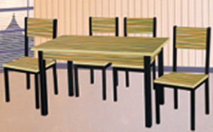Hot Sales Restaurant Chair and Desk with High Quality CA147 pictures & photos