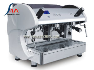 Semi-Automatic Double Hammer Expresso Machine, 2 Group Heads, Coffee Machine 2 Pods pictures & photos