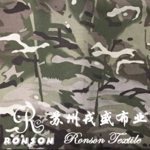 Multicam Camouflage Cordura Nylon Oxford Fabric for Bags&Luggage pictures & photos