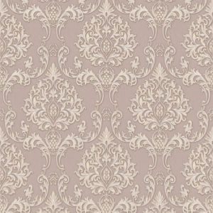 Waterproof Classic PVC Vinyl Damask Design Wallpaper for Hotel Preject pictures & photos