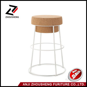 Exciting Bar Stool with Cork Top Cork Chair Bar Cork Stool pictures & photos