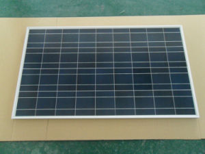 130W Monocrystalline Silicon Sunpower Solar Panel Suit for Solar Street Light