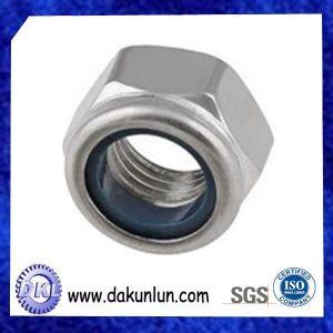 Wholesale Steel Nylon Insert Lock Nut pictures & photos