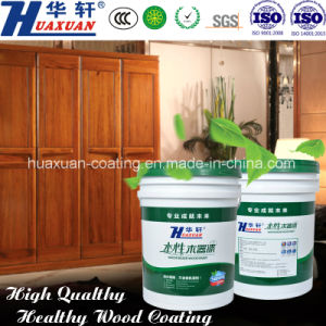 Huaxuan Pine Glossy Clear Top Coat Water-Based Painting pictures & photos